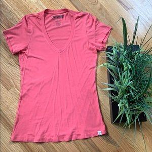 Coral Bamboo T-shirt